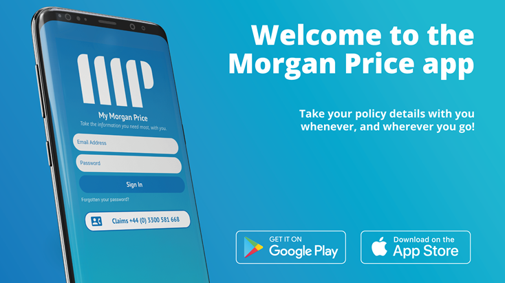 My Morgan Price App
